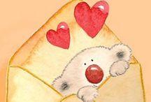 tarjetas amistad