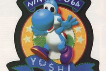 Yoshi's Story / A collection of artwork, screenshots and other images from Yoshi's Story on the Nintendo 64.  Visit http://www.superluigibros.com/yoshis-story for more information on this game.