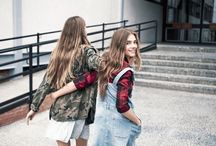 Back To School 2015 / Discover the new BSK Back To School Collection at www.bershka.com / by Bershka