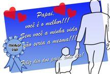 Projetos de Dia dos pais / Atividades e ideias para presentear os pais. Dia dos pais