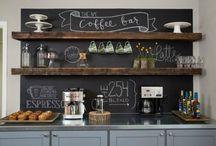 Coffee Station Interior Design