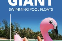 Giant Pool Floats
