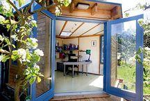 Backyard Studio / by Noriko Cooper