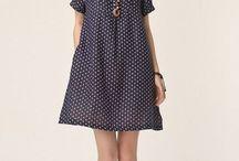 Vestidos / Lindas inspirações de vestidos! Um mais estiloso que o outro!