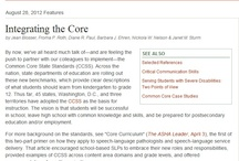 Common Core / Education  / by Andrea Y