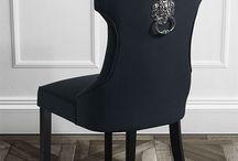 Venice Chair with decortative Lion Handle