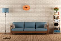 WOODEN WALL CLOCKS / wooden clock made od best quality wood, eco and modern. perfectly fitted to every interior. by deko boko.