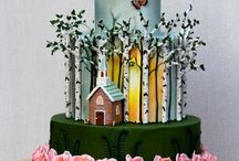 Cakes / Sweet and pretty cakes