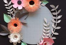 paper & felt craft