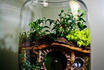 Hobbit in glasd