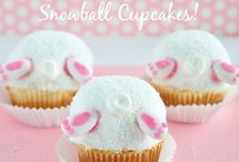 Cupcakes! / Beautiful, amazing cupcakes that I want to bake and try! YUM