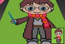 Harry Potter dekens