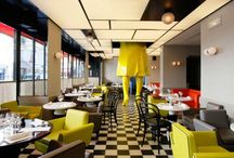 restaurant inspiration / by Jessica Incorvaia