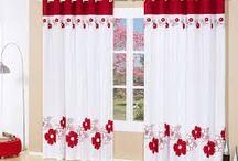 cortinas manteles