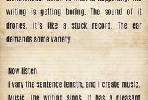 the magic of writing