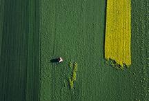 Fotografii captate în aer.  (National Geographic).
