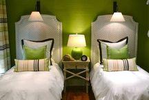 Dormitorios invitados
