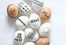 Easter, Osten, Húsvét