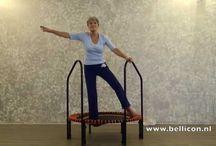 bellicon voor senioren / Een bord speciaal voor senioren met video's en andere (gebruiks)tips