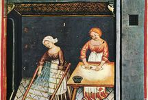 Working women of the Middle Ages