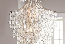Gorgeous Lighting / Because every room deserves a touch of sparkle and glamour.