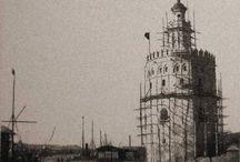 Sevilla Antigua / imágenes de la Sevilla antigua