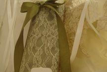 -weddings- / Χειροποίητα προσκλητήρια και μπομπονιέρες γάμου