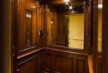 Traditional Elevator Interior