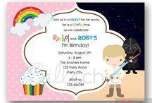 Ri and Landon's Birthday