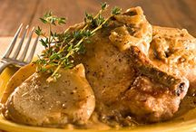 recipes~ Pork / by Terri Brodfuehrer