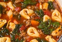 Soup. Chili. Stew.