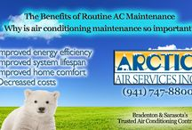 Arctic Air - Services / For high quality AC services at fair prices, trust in Arctic Air Services every time. With over 30 years of industry experience, we work to exceed your expectations with every installation, replacement, repair, and maintenance job we complete in the Bradenton and Sarasota, FL areas.
