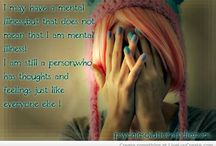 mental health awareness / its about mental health awareness.myth AND FACTS about mental illness along with their management and treatment.