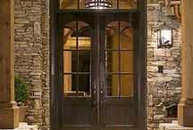 HOME ~ exterior / entry ways