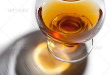 alcohol, brandy