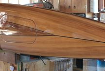 Sekanikayaks / Classic Hand Made Wooden Kayaks Tailored To You