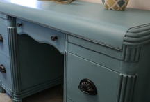 Upcycling / Chalk Paint Furniture