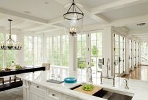 Kitchen Ideas / Here are some great kitchen inspiration photos.  Let us help you with all of your kitchen and window needs.  630-590-1206