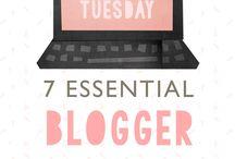 Blogging / by Betty Clark