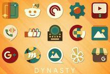 Dynasty Icon Pack v1.0 Final