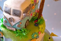 cakes / by Amoure Flowers