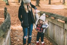 all the pretty plaid | fall/winter style