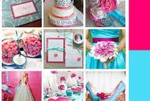 Wedding colors!!