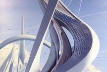 Architecture bionic