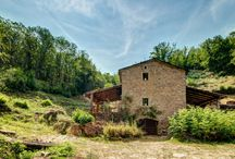 B&B TUSCANY STYLE CASA MULINO / One of our works