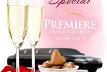 Specials and Deals from Premiere! / Great offers and discounts from the Capital District's premiere transportation provider!