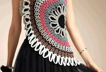 Crochet women's stuff