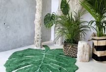 Ambiance tropicale dans la maison! / Apportez une touche d'exotisme dans votre intérieur avec notre sélection de produits aux tons colorés et motifs joyeux!