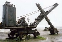 Steam / When I was a child my favorite book was Mike Mulligan and his steam shovel Maryann