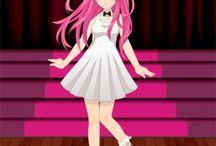 Anime's style